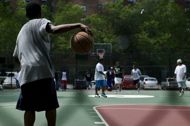 Street Basketball - Rucker's Street Tournament Tryouts