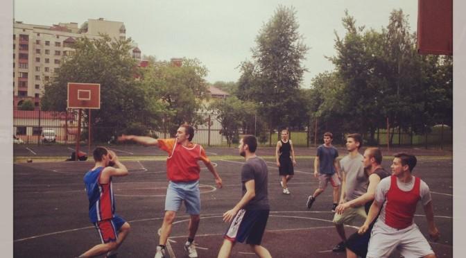 История о том, как гимназия №7 закрыла доступ к баскетбольной площадке
